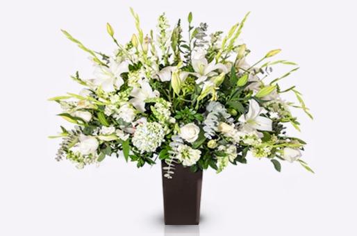 Venta de Coronas y arreglos florales funebres