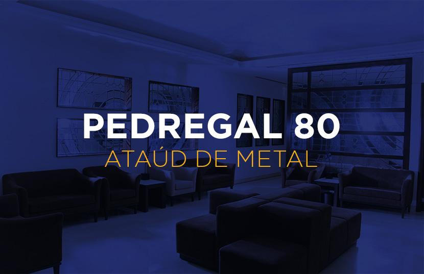 Plan Pedregal 80 - Ataúd de Metal
